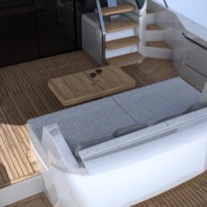 Ferretti Yachts 500_cockpit 4